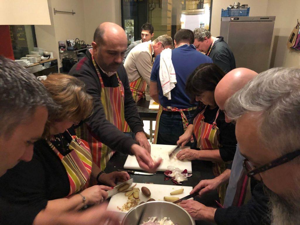 Séminaire KP1 2018 - atelier cuisine