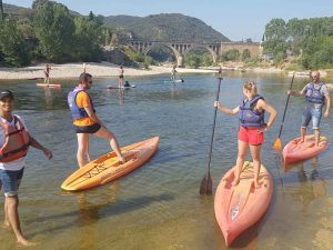 Teambuilding Olympiades Pont du Gard