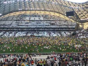 Demi finales Top 14 2017 - Marseille