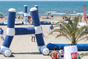 Organisation Tournoi Beach 2015