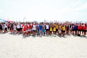 Organisation Tournoi Beach 2016