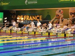 Championnats de France de Natation - qualifications JO 2016