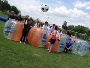 Team Building Bubble